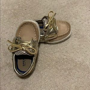 Bluefish Jr. Sperry Baby Top-Siders